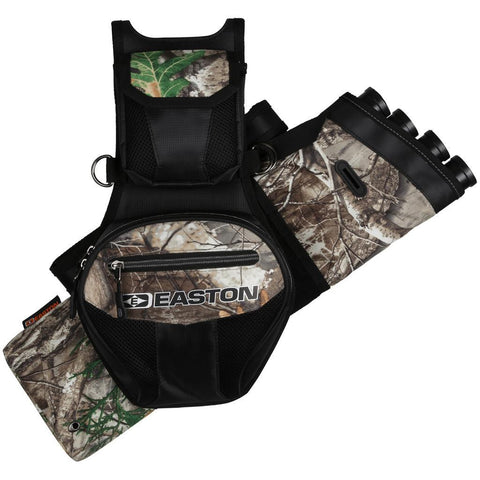 Easton Flipside Hip Quiver 4 Tube Realtree Edge
