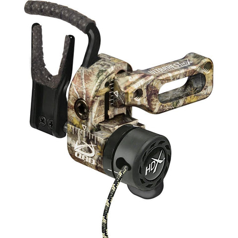 QAD UltraRest HDX Realtree Edge LH