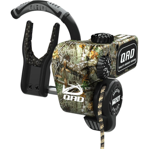 QAD UltraRest MXT Realtree Edge RH