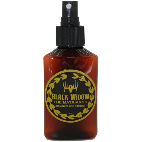 Black Widow The Matriarch Premium Estrus 3 oz.