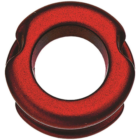 Pine Ridge Z38 Aluminum Peep Sight Red 3/16 in. 1 pk.