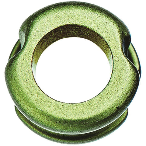 Pine Ridge Z38 Aluminum Peep Sight Green 1/4 in. 1 pk.
