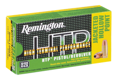 Rem Ammo RTP44MG2 HTP 44RemMag 240GR Soft Point 50Bx/10Cs
