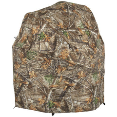 Amersitep Deluxe Tent Chair Blind Realtree Edge