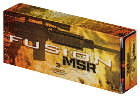 Federal F68MSR1 Fusion MSR 6.8mm Remington SPC 115 GR Fusion 20 Bx/ 10 Cs
