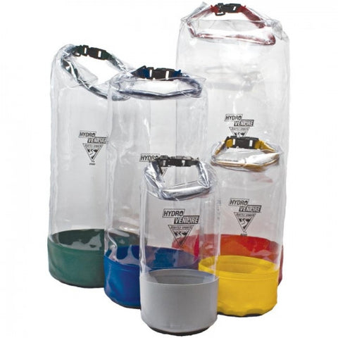 Seattle Sports Glacier Clear Dry Bag, Md