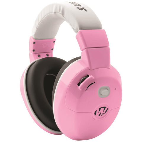 Walkers Youth Active Ear Muffs Electronic Muff Pink