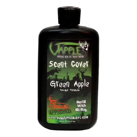 Vapple Wind Checker Green Apple 4 oz.