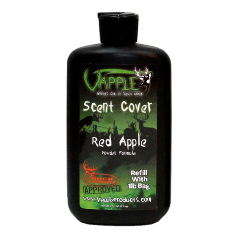 Vapple Wind Checker Red Apple 4 oz.