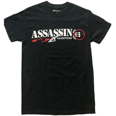 Assassin T-Shirt Bloodtrail Black Large