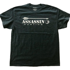 Assassin T-Shirt Arrow Charcoal Large