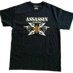 Assassin T-Shirt Broadhead Black Large