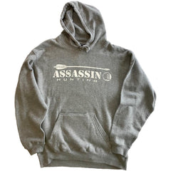 Assassin Hoodie Arrow Grey Large