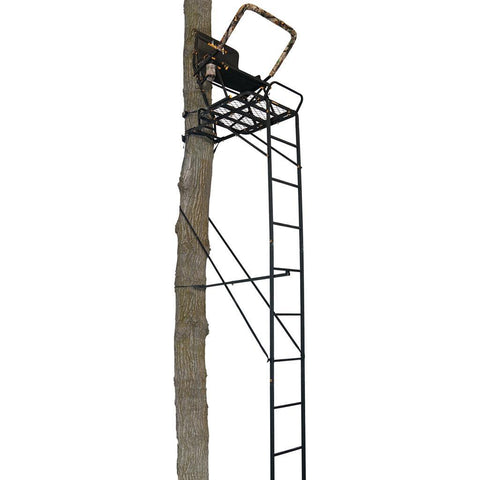 Muddy Boss Hawg 1.5 Ladder Stand