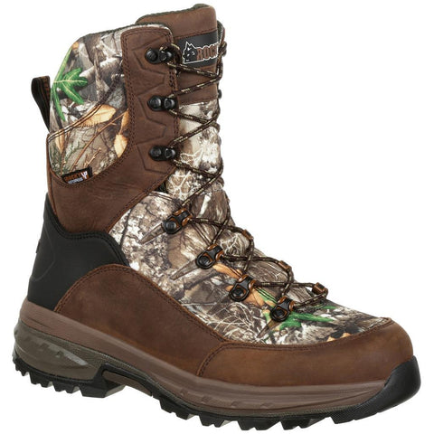 Rocky Grizzly Boot 1,000g Realtree Edge 10.5