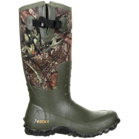 Rocky Core Rubber Boot 5mm Mossy Oak Country 10