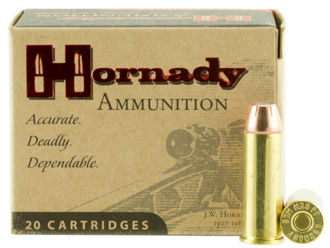 Hornady 9080 44 Remington Magnum Hornady XTP JHP 200GR 20Box/10Case