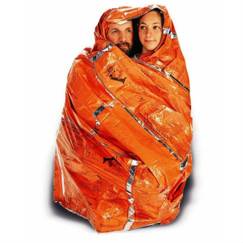 Amk Heatsheets Survival Blanket Two Person