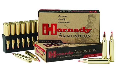 Hornady 83204 Superformance Varmint 204 Ruger 32 GR V-Max 20 Bx/ 10 Cs
