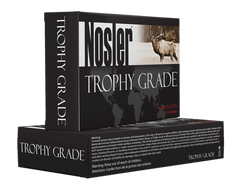 Nosler 47284 Trophy 7mm Rem Mag 160GR AccuBond 20Bx/10Cs Brass