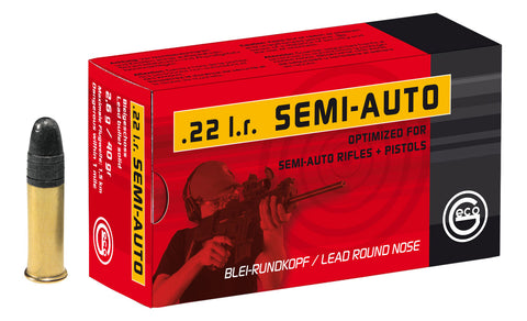 259940050 Rimfire Semi-Auto  22 Long Rifle (LR) 40 GR Lead Round Nose 50 Bx/ 100 Cs