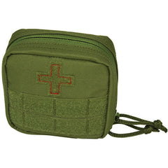 Red Rock Gear Soldier Individual First Aid Kit Olive Drab