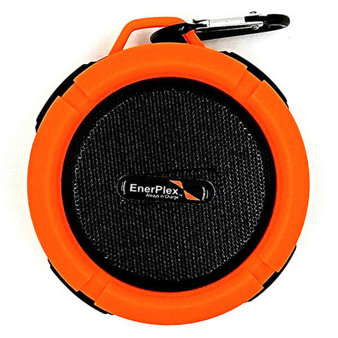EnerPlex Outdoor Splash Speaker Orange