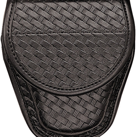 Safariland 7900 Covered Cuff Case Basket Weave Hidden Snap