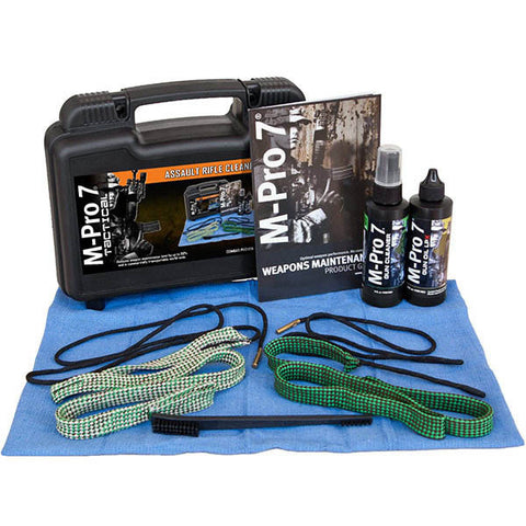 Hoppes M-Pro 7 Tactical Cleaning Kit AR Box