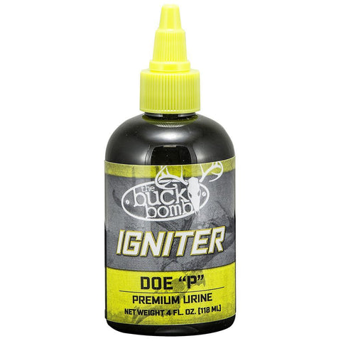 Buck Bomb Doe P Igniter 4 oz.