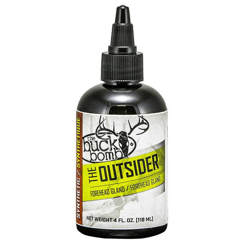 Buck Bomb The Outsider Synthetic Forehead Gland Scent