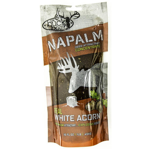 Buck Bomb Napalm Attractant Acorn 16 oz.