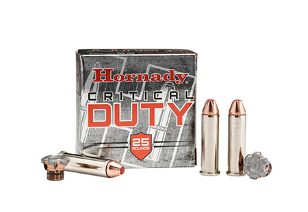 Hornady 90511 Critical Duty 357 Magnum 135 GR FlexLock 25 Bx/ 10 Cs
