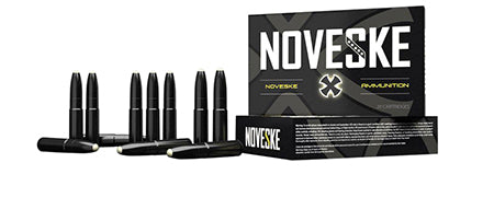 Nosler 52235 Noveske 300 AAC Blackout/Whisper (7.62X35mm) 220 GR Round Nose Ballistic Tip 20 Bx/ 10 Cs