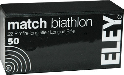 Eley Match Biathlon 22LR 40gr. Eps 50 Pack