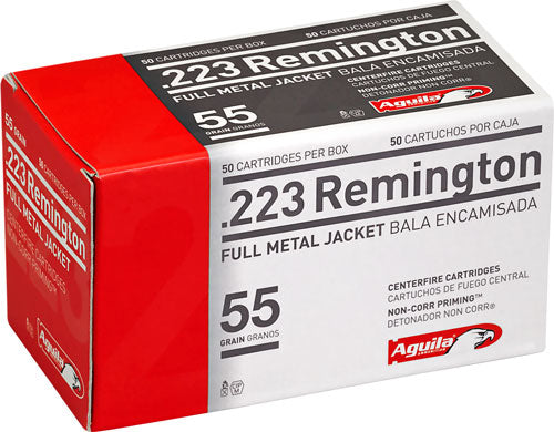 Aguila Ammo .223 Remington
