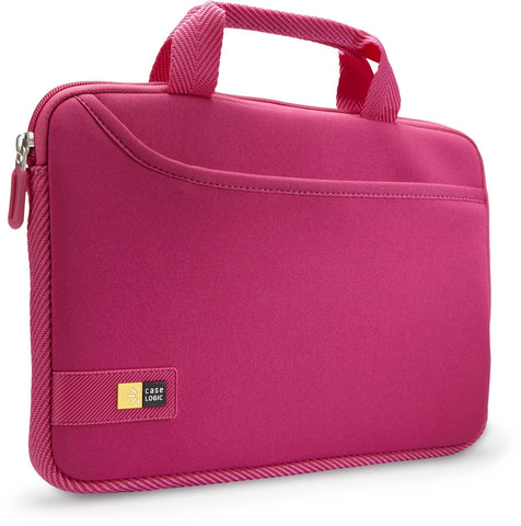 "Case Logic - iPad and 10"" Tablet Attache with Pocket - Pink"