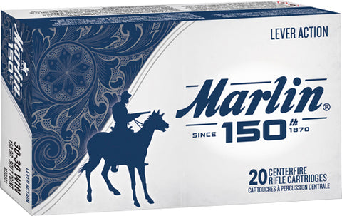Marlin Ammo .30-30 Win. 150Gr. Core-Lokt 20-Pack 21398