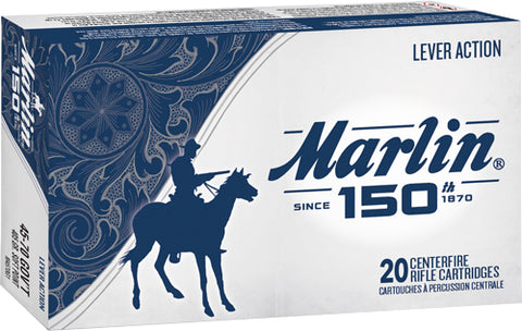 Marlin Ammo .45-70 Government 405Gr. Jsp Core-Lokt 20-Pack 21442