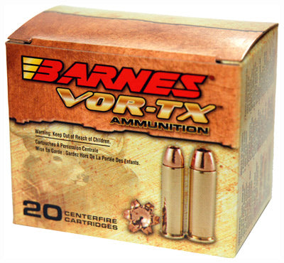 Barnes Ammo Vor-Tx .45Lc 200Gr Xpb 20-Pack