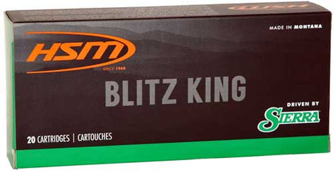 Hsm Ammo .220 Swift 55Gr. Sierra Blitzking 20-Pack 220Sw-1-N
