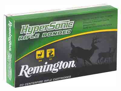 Remington Ammo Hypersonic .30-06 150gr. Psp-Bonded 20-Pack