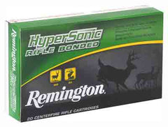 Remington Ammo Hypersonic .308 Win. 150gr. Psp-Bonded 20-Pack