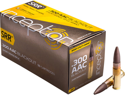 Polycase Ammo .300Aac Blackout Short Range 88Gr Arx 50-Pack