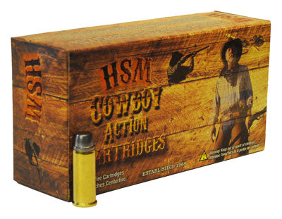 HSM Cowboy Ammo 32-20 Win. 115gr. RNFP-Soft 50-Pack