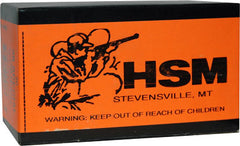 HSM Ammo .38 Special 158gr. Swc Copper Coated 50-Pack