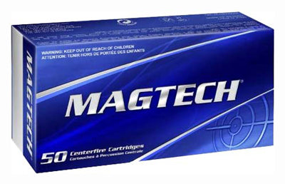 Magtech Ammo .38 Special 158gr. Lead-RN50-Pack