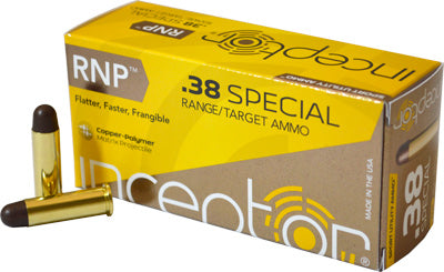 Polycase Ammo Sport Utility .38 Special 84Gr Rnp 50-Pack