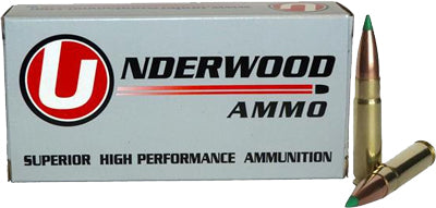 Underwood Ammo .300Aac 125gr. Ballistic Tip 20-Pack