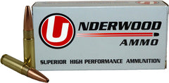 Underwood Ammo .300Aac 115gr. Controlled Chaos 20-Pack